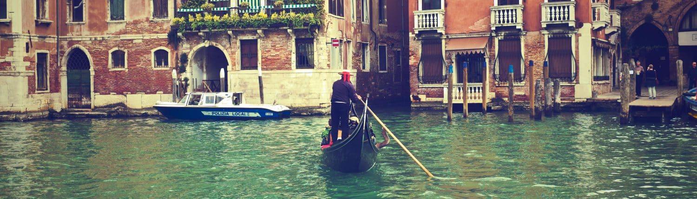Venise, mobilité, voyage, étranger