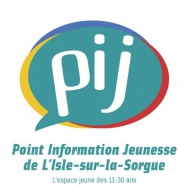 Espace ressources  PIJ   . Isle sur la Sorgue .